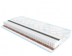 Ортопедический матрас ЕММ Sleep&Fly Daily 2 в 1 Жаккард Pocket Spring 160х200