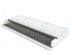 Ортопедический матрас ЕММ Sleep&Fly Standart Plus Жаккард Bonnel 90х190 - интернет-магазин tricolor.com.ua