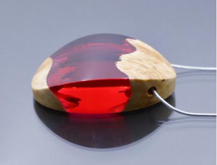 Краситель для смол и полиуретанов DEEP красный - изображение 4 - интернет-магазин tricolor.com.ua