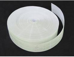 Лента светоотражающая фотолюминесцентная пришивная с зеленым свечением 2,5 см