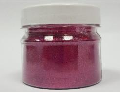 Глиттер голографический GG-12/0,2 мм (1/128) розовый Tricolor