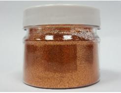 Купить Глиттер голографический GG-15/0,2 мм (1/128) оранжевый Tricolor - 1