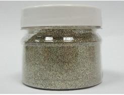 Глиттер голографический GG-21/0,2 мм (1/128) оливковый Tricolor