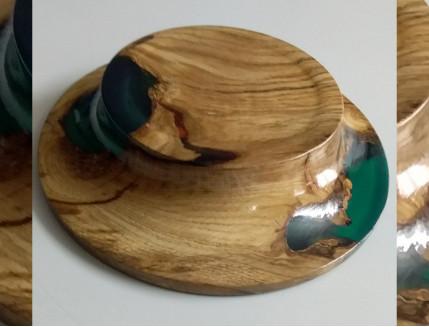 Эпоксидная прозрачная смола Crystal 3D Mass для объемных заливок - изображение 3 - интернет-магазин tricolor.com.ua