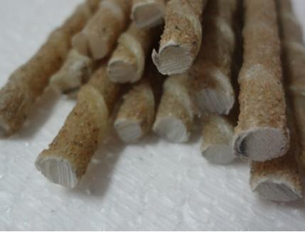 Купить Композитная арматура с напылением песка Hard+ 6 мм (100 пог.м)