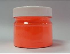 Купить Пигмент флуоресцентный оранжевый Tricolor FO-14