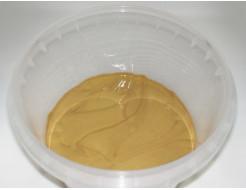 Краска пластизольная золотая