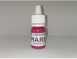 Краситель для смол и полиуретанов Marbo Фуксия (розовый пигментированный непрозрачный) - интернет-магазин tricolor.com.ua
