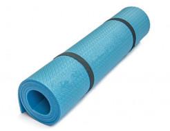 Коврик-каремат Izolon Fitness синий - интернет-магазин tricolor.com.ua