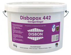 Покрытие эпоксидное Caparol Disbopox 442 GaragenSiegel для пола, база 3 прозрачная