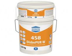Смола полиуретановая запечатывающая 2К Caparol Disbopur 458 PU-AquaSiegel матовая