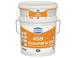 Смола полиуретановая запечатывающая 2К Caparol Disbopur 459 PU-AquaColor для пола, база 1 белая