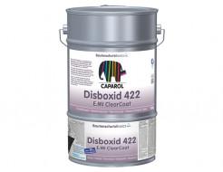 Смола эпоксидная 2К Caparol Disboxid 422 E.MI ClearCoat для пола, прозрачная