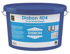 Защитное покрытие Caparol Disbon 404 Acryl-BodenSiegel ELF для пола, база 1 белая