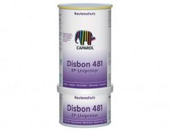 Грунтовка водная 2К Caparol Disbon 481 EP-Uniprimer для невпитывающих жестких оснований