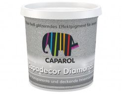 Пигмент для покрытий Caparol Capadecor Diamonds серебристый