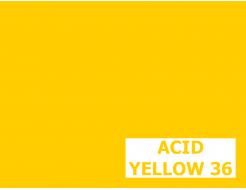 Краситель кислотный желтый 100% Tricolor ACID YELLOW-36