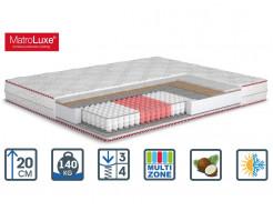 Ортопедический матрас MatroLuxe Four Red Rubin Рубин Pocket Spring 180х200