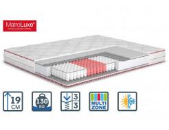Ортопедический матрас MatroLuxe Four Red Carmin Кармин Pocket Spring 160х200 - интернет-магазин tricolor.com.ua