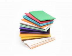 Образцы цветного изолона (Isolon 500, Izolon Pro) - интернет-магазин tricolor.com.ua