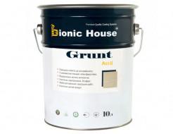 Грунт-лак акриловый Bionic House полуматовый Изумруд
