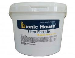 Краска фасадная Bionic House Mineral Facade водно-дисперсионная паропроницаемая