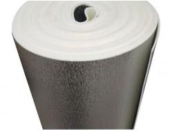 Изолон цветной Izolon Pro 3003 белое серебро 1м