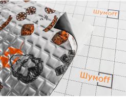 Вибропоглощающий материал для авто Шумофф Joker 0,37*0,27м - интернет-магазин tricolor.com.ua