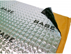 Вибропоглощающий материал для авто Base B1 самоклейка 0,75*0,47м