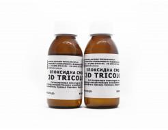 Ювелирная эпоксидная смола 3D Tricolor - интернет-магазин tricolor.com.ua