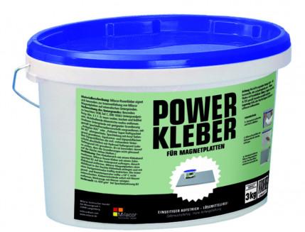 Клей акриловый для магнитных плит Milacor Powerkleber