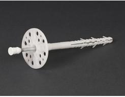 Дюбель с стальным гвоздем, термоголовкой и удлиненной распорной базой Strezzar Премиум ST-TG10х110