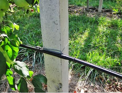 Форма столба  Виноградный столб 2,2 м АБС MF - изображение 2 - интернет-магазин tricolor.com.ua