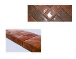 Форма для плитки Итальянская брусчатка 30х15 см АБС MF