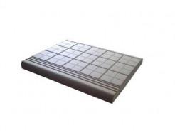 Форма для плитки Ступень 50х40 см АБС MF