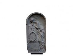 Форма для памятника Стелла №8 АБС MF 100х55х10 см