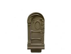 Форма для памятника Стелла №16 АБС MF 97х46х8 см