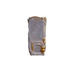 Форма для памятника Стелла №32 АБС MF 110х55х7 см