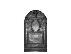Форма для памятника Стелла №58 (АБС) Мастера Форм