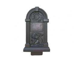 Форма для памятника Стелла №62 (АБС) Мастера Форм