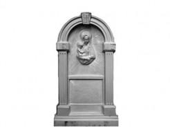 Форма для памятника Стелла №63 (АБС) Мастера Форм