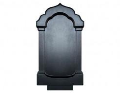 Форма для памятника Стелла №308 АБС MF 70х40х6 см