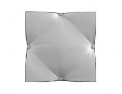 Форма 3Д панель №17 50х50 см (АБС) БудФорма
