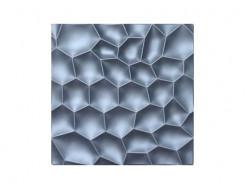 Форма 3Д панель №6 50х50 см (АБС) БудФорма