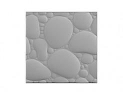 Форма 3Д панель №13 50х50 см (АБС) БудФорма