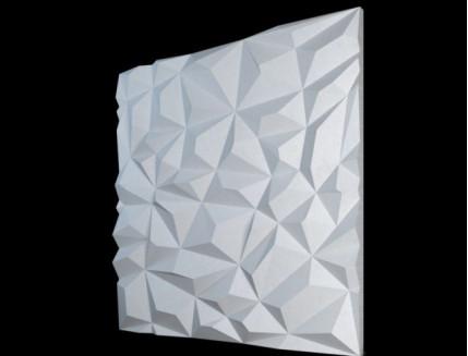 Форма 3Д панель №9 50х50 см (АБС) БудФорма - изображение 2 - интернет-магазин tricolor.com.ua