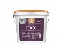 Краска противогрибковая Kolorit Idol база С
