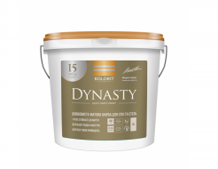Краска латексная Kolorit Dynasty шелковисто-матовая база С