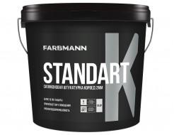 Штукатурка декоративная силикон-модифицированная Farbmann Standart K Короед база LC