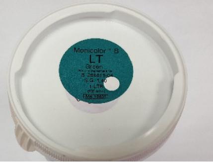 Купить Пигментная паста Monicolor-B LT-зеленая - 2